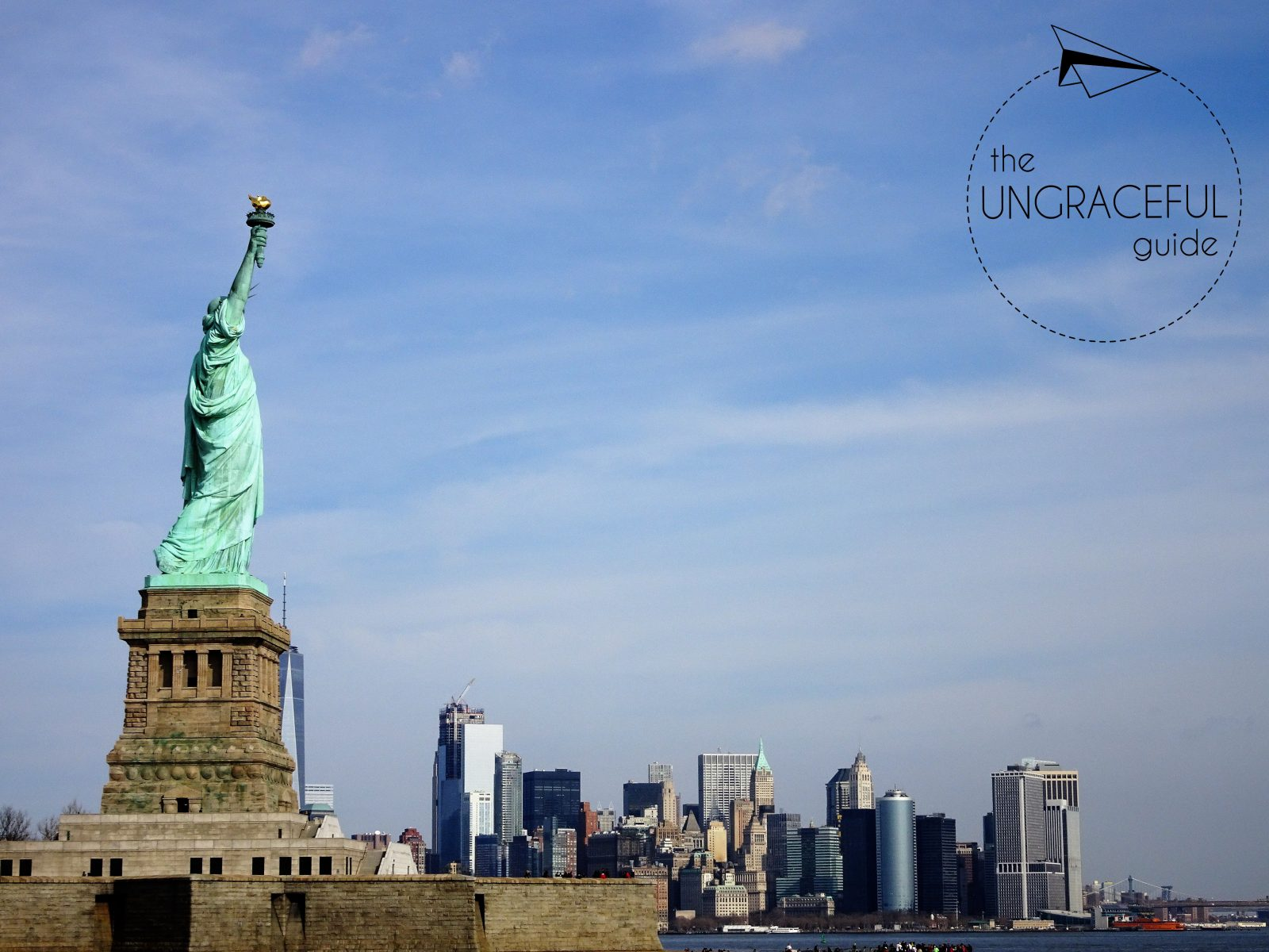 New York, New York: The Concrete Jungle - The Ungraceful Guide