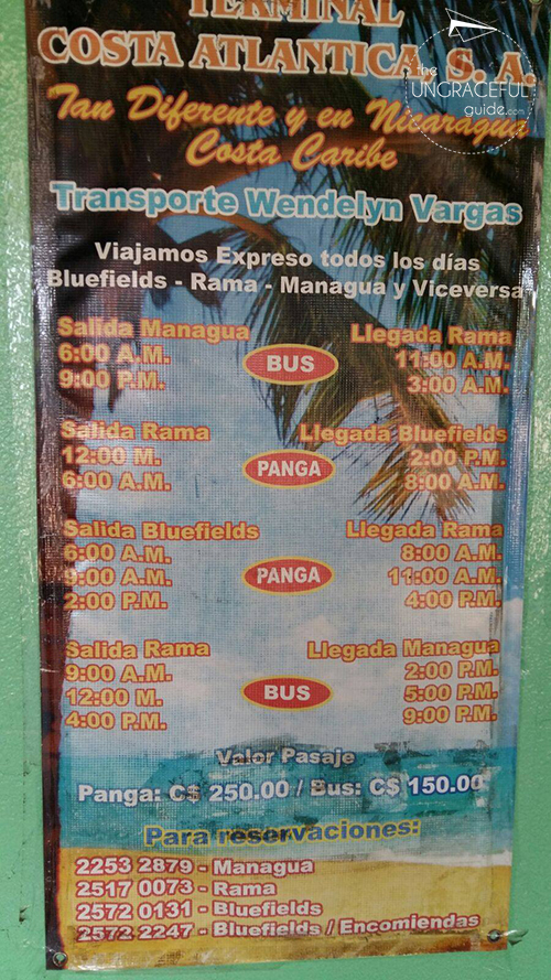 """The Corn Islands Bus Timetable <img src=""""images/"""" width=""""800"""" height=""""600"""" alt=""""ometepe - Tiemtable Corn - Nicaragua: The Corn Islands To Ometepe (Without Flying)"""">"""