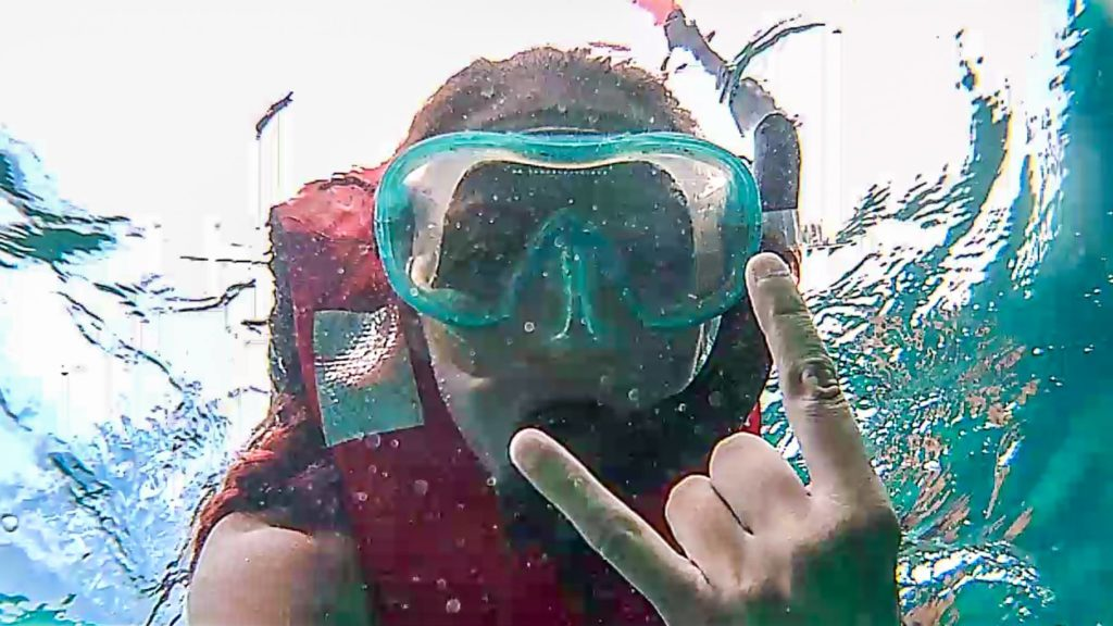 "Snorkeling on Little Corn Island <img src=""images/"" width=""800"" height=""600"" alt=""little corn - 18493588 10154418357690636 694032076 o 1024x576 - Nicaragua: A Little Slice of Paradise called Little Corn Island"">"